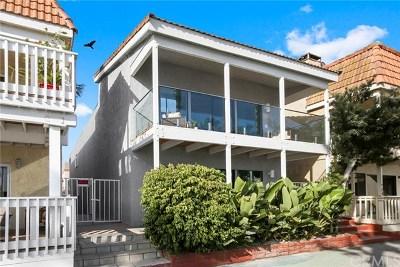 Newport Beach Rental For Rent: 702 E Oceanfront A