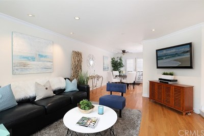 Newport Beach Condo/Townhouse For Sale: 315 Cypress Street
