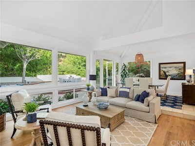 Corona Del Mar Single Family Home For Sale: 2 Harbor Pointe Drive