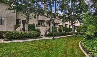 Newport Beach Condo/Townhouse For Sale: 507 Harbor Woods Place #507