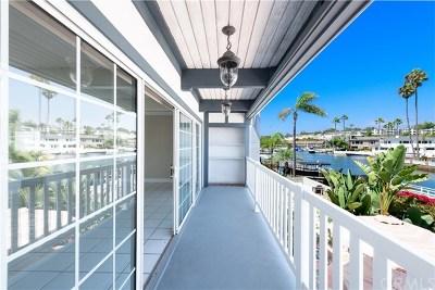 Newport Beach, Newport Coast, Corona Del Mar Rental For Rent: 4104 River Avenue #B