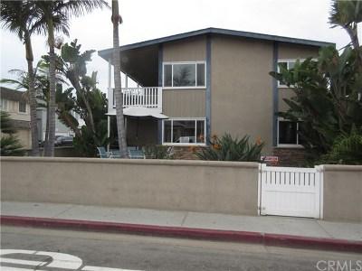 Newport Beach Rental For Rent: 3600 Seashore Drive #A