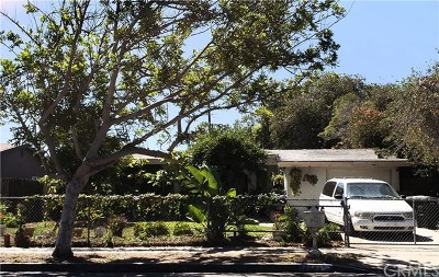 Single Family Home For Sale: 763 Center Street