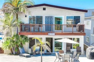 Newport Beach, Newport Coast, Corona Del Mar Rental For Rent: 3804 Seashore Dr