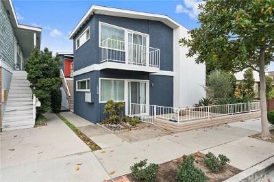 Newport Beach Rental For Rent: 1550 Miramar Dr. #5