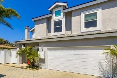 Costa Mesa Condo/Townhouse For Sale: 1603 Sea Horse Circle