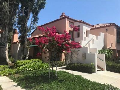 Newport Beach Condo/Townhouse For Sale: 338 Villa Point Drive