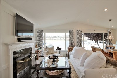 Newport Beach Mobile Home For Sale: 21 Saratoga
