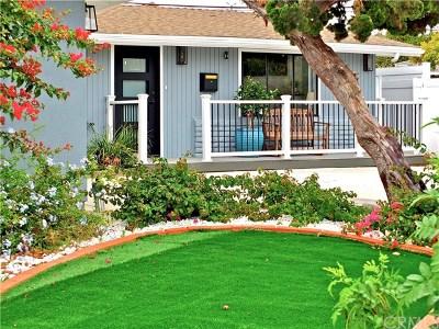 Costa Mesa Single Family Home For Sale: 2272 Columbia Drive