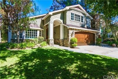 Coto De Caza Single Family Home For Sale: 31621 Via Coyote