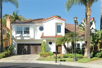Newport North Villas (Nnvl) Single Family Home For Sale: 3119 Corte Portofino