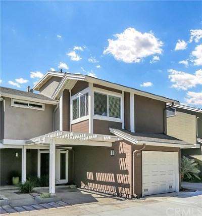 Costa Mesa Condo/Townhouse For Sale: 191 Admiral Way