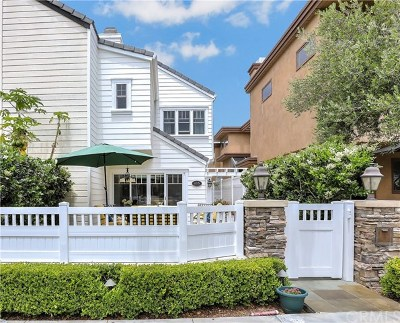 Orange County Rental For Rent: 615 Carnation Avenue #1