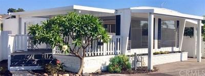 Orange County Mobile Home For Sale: 242 Lexington Circle