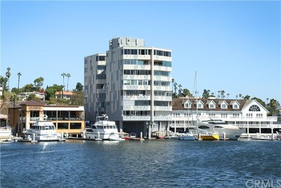 Newport Beach Condo/Townhouse For Sale: 3121 W Coast Highway #6A