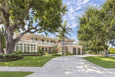 Newport Beach Single Family Home For Sale: 1 Hampshire Court