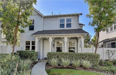 Ladera Ranch Single Family Home Active Under Contract: 6 Tarleton Lane Lane