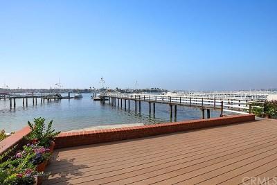 Corona del Mar Rental For Rent: 2301 Bayside Drive