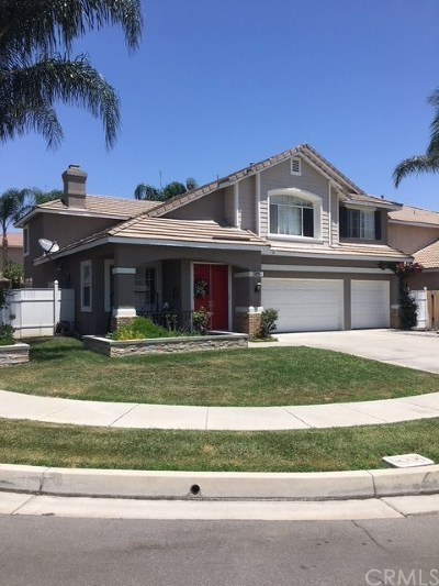 Chino Single Family Home For Sale: 6826 Joy Street