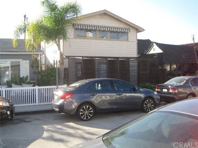 Balboa Island - Main Island (Balm) Single Family Home For Sale: 303 Onyx Avenue