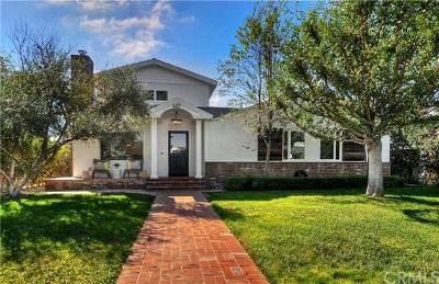 Costa Mesa Single Family Home For Sale: 453 Broadway