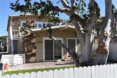 Newport Beach, Newport Coast, Corona Del Mar Rental For Rent: 4814 Neptune Avenue #B