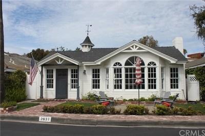Newport Beach Rental For Rent: 2631 Crestview Drive