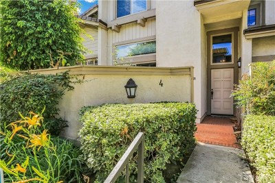 Irvine Condo/Townhouse For Sale: 4 Evening Song #28