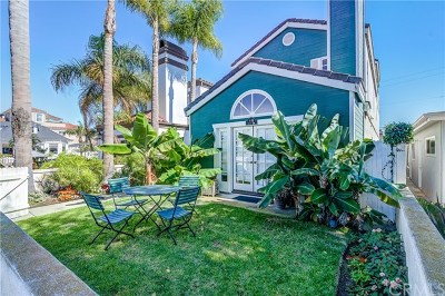 Huntington Beach Single Family Home For Sale: 630 Geneva Avenue
