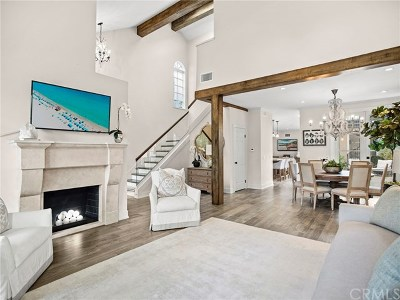 Corona Del Mar Single Family Home For Sale: 612 Carnation Avenue
