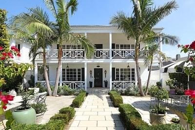 Newport Beach Rental For Rent: 522 Aliso Avenue