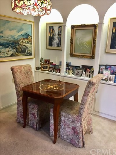 Laguna Woods Condo/Townhouse For Sale: 2119 Via Puerta #B
