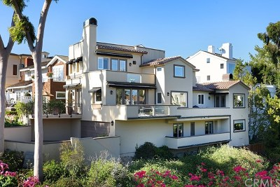 Corona Del Mar South Of Pch (Cdms) Single Family Home For Sale: 317 Goldenrod Avenue