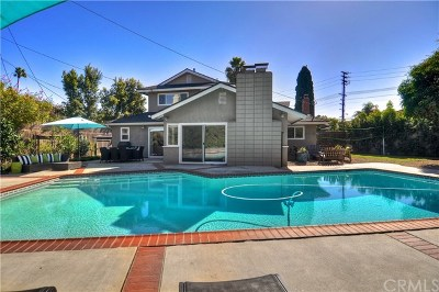 Costa Mesa Single Family Home For Sale: 2513 Davis Place