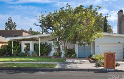 Newport Beach Single Family Home For Sale: 2384 Redlands Drive