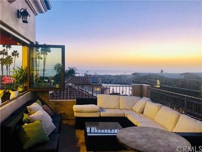 Corona del Mar Rental For Rent: 208 Carnation Avenue #B