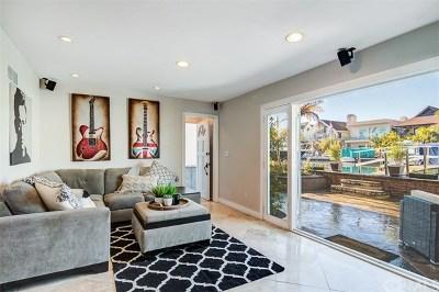 Newport Beach, Newport Coast, Corona Del Mar Single Family Home For Sale: 409 Clubhouse Avenue