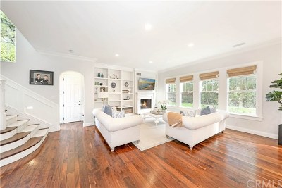 Newport Beach, Newport Coast, Corona Del Mar Single Family Home For Sale: 18 Landport