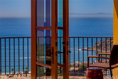 Laguna Beach Single Family Home For Sale: 563 Emerald Bay
