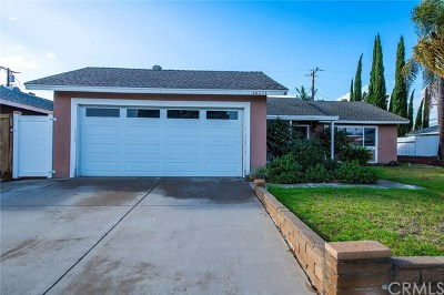 Huntington Beach Single Family Home For Sale: 14571 Yucca Circle