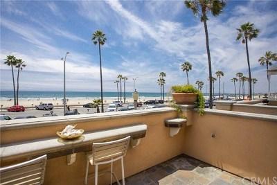 Newport Beach Rental For Rent: 2202 W Oceanfront #C