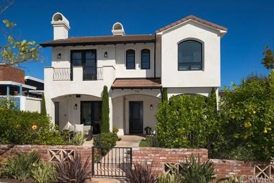 Orange County Rental For Rent: 718 Narcissus Avenue #1