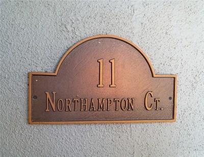 Orange County Rental For Rent: 11 Northampton Court #106