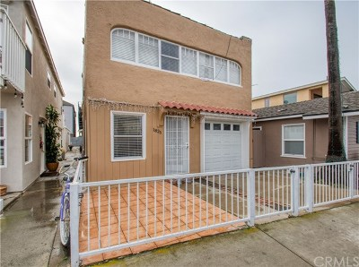 Newport Beach Rental For Rent: 1825 W Balboa #A