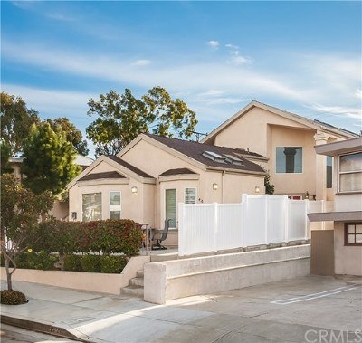 Corona Del Mar Single Family Home For Sale: 416 Larkspur Avenue