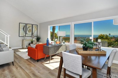 Dana Point Condo/Townhouse For Sale: 33671 Blue Lantern
