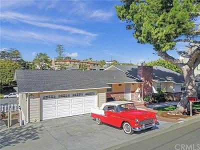 Newport Beach Single Family Home For Sale: 341 La Jolla Drive