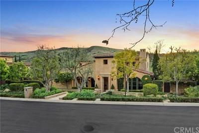 Irvine Single Family Home For Sale: 25 Black Hawk