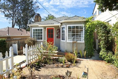 Laguna Beach Single Family Home For Sale: 360 Ruby Street