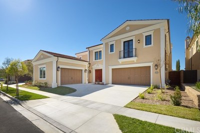 Irvine Single Family Home For Sale: 107 Pinnacle Trail